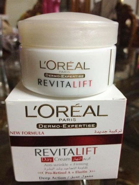 L'Oreal Revitalift Anti-Wrinkle and Firming Day Cream Review