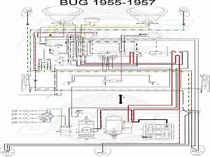1970 Vw Beetle Turn Signal Wiring Diagram