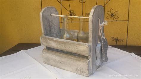 table cuisine originale porte tout en bois massifs de palette palettes co