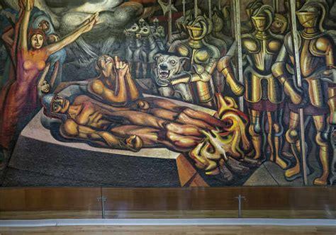 muralismo historia vigente en bellas artes