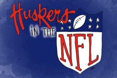 Look Former Huskers In The Nfl  News