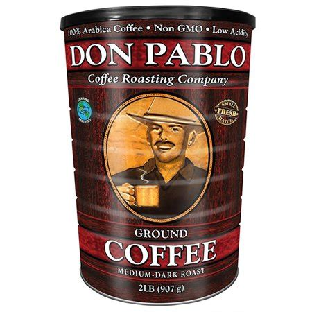 When tasting the coffee, many reviews agree that the coffee has a bold and robust flavor with an emphasis on. Don Pablo Signature Blend Drip Ground Coffee 2 lb Can ...