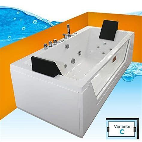 Tronitechnik Luxus Whirlpool Kos 2 Badewanne Wanne Jacuzzi