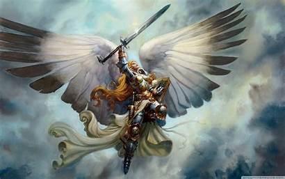 Archangel Wallpapers Michael 4k Desktop Ultra Follow