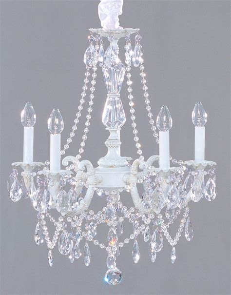 Shabby Chic Kronleuchter by 45 Ideas Of Shabby Chic Chandelier