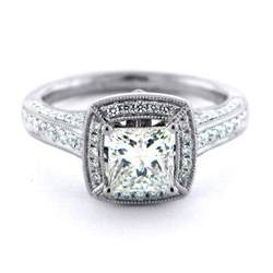 rectangle engagement ring simple square engagement rings engagement square antique rings coolest