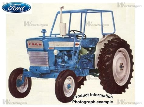 fordson  major fordson machinery specifications