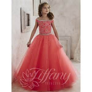 glitter bridesmaid dresses princess 13458 pageant dress madamebridal