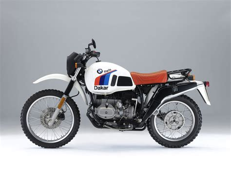 Bmw R100gs by 1993 Bmw R100gs Dakar Pics Specs And Information
