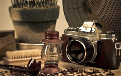 Vintage Photography Camera Hd Wallpaper  High Definition
