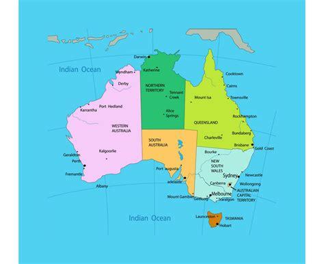 maps  australia collection  maps  australia