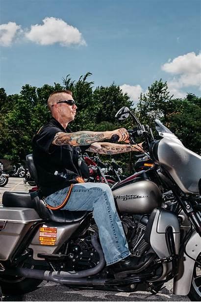 Biker Bandidos Texas Gang Motorcycle Bikers Outlaw
