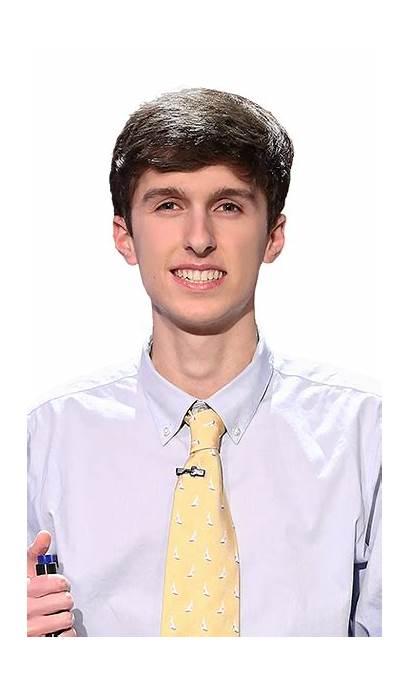 Jeopardy Michael Tournament Teen Borecki Contestant Zone