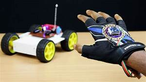 How To Make A Gesture Control Robot At Home Learn