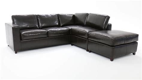 canapé d angle lit canapé lit d 39 angle 5 places convertible croûte de cuir