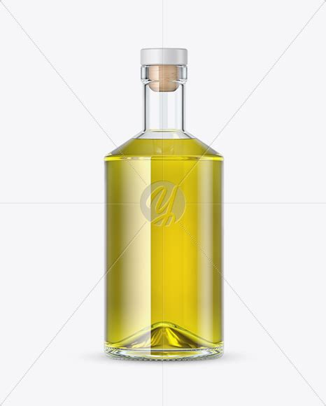 A 3d mockup with a plastic bottle and soft sh. Oil Bottle Mockup Free Download - Free Mockups | PSD ...