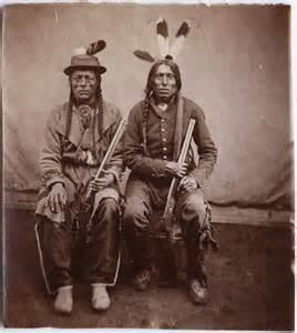 Native American Hidatsa Tribe