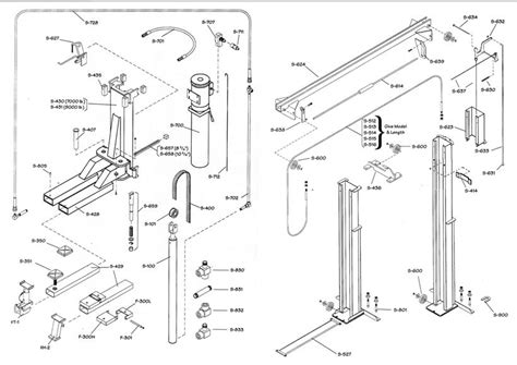 challenger lift parts diagram downloaddescargar