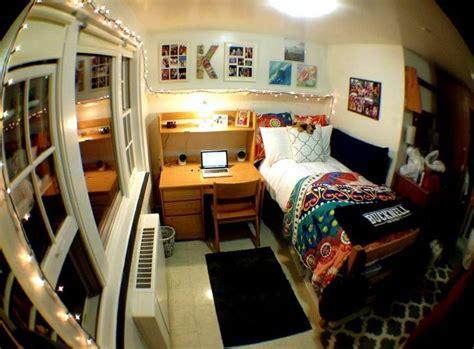 Cool College Dorm Rooms Single