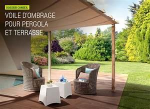 Voile Pour Terrasse : voile d ombrage pour pergola et terrasse nortene ~ Premium-room.com Idées de Décoration