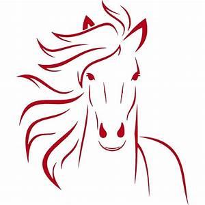 Pferdekopf Schwarz Weiß : pferdekopf klein plotterideen pinterest pferdekopf pferde und pferd und reiter ~ Watch28wear.com Haus und Dekorationen