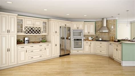 white or cream kitchen cabinets kitchens with white appliances and dark cabinets cream