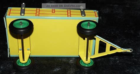 metall tracktor kdn zum aufziehen mit anhaenger schaltung