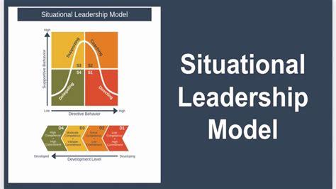 situational leadership model explained youtube