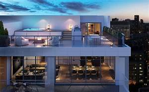 Penthouse in Montreal - Place des Arts Laurent & Clark