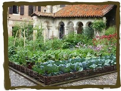 Fancy Garden Veggie Potager Potagers Snobby Sounds