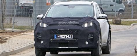 2019 Kia Sportage Spied Testing In Germany, Looks Almost