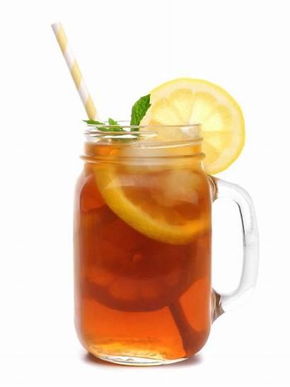 Tea Mason Glass Jar Sweet Iced Te