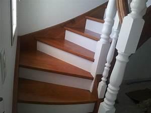 peinture sur escalier bois meilleures images d With beautiful peindre rampe escalier bois 1 peindre un escalier en bois les petits travaux de flo
