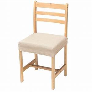 Housse Chaise De Bar : housse d 39 assise de chaise elastique ~ Teatrodelosmanantiales.com Idées de Décoration