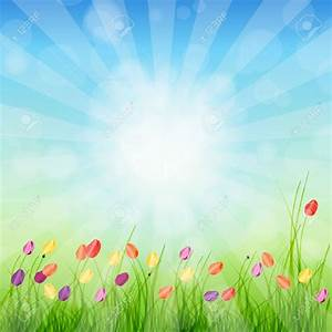 Spring Background Clip Art – Cliparts