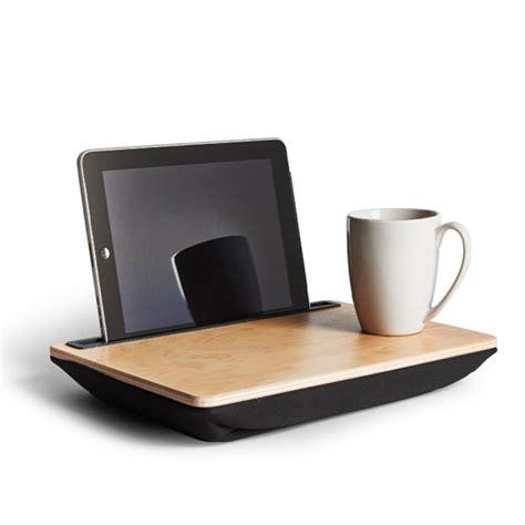 Wood Lap Desk by Wood Ibed Lap Desk