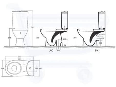 toilet ao of pk plaatsen duoblok pk afschot