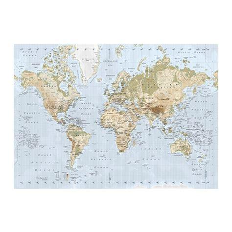wereldkaart poster ikea premi 196 r afbeelding zonder lijst ikea