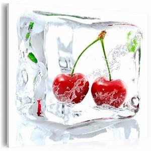 Küche Bilder Deko : neuheit glasbilder bild deko glass glasbild obst k che kirsche 030207 22 ebay ~ Whattoseeinmadrid.com Haus und Dekorationen
