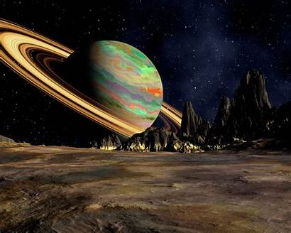 Saturn Planet Space Ring Wallpapers13