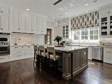 white kitchen gray island grey backsplash white kitchen grey island neutral 1380