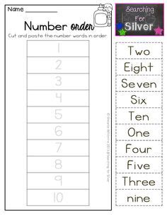 tracing and writing number words 10 15 1st grade math