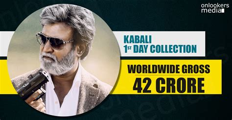 Kabal First Day Collection Report