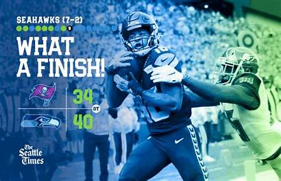Seahawks Buccaneers Win Seattle Word