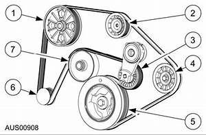 2010 ford escape drive belt diagram html With 2013 ford falcon ba