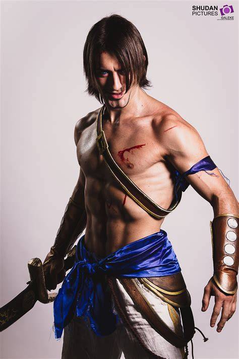 I Am The Prince Of Persia Cosplay By Leon Chiro By
