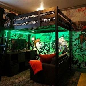 This, Type, Of, Teenage, Boys, Bedroom, Can, Be, An, Inspirational