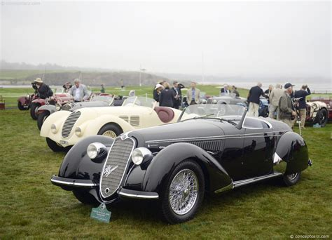 Auction Results And Sales Data For 1939 Alfa Romeo 8c 2900b