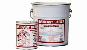 Traitement Anti Humidité : peinture anti humidit barier everfast ~ Dallasstarsshop.com Idées de Décoration