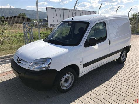 Peugeot Automobiles by Ad Peugeot Partner 1 6 Hdi Pikap For Sale Skopje Butel